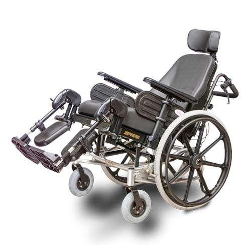 Spring HW1 Manual Wheelchair