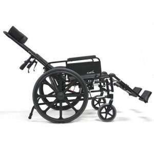 Karman KM-5000 Self Propel Ultralight Reclining Wheelchair