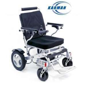 Karman Tranzit Go Foldable Lightweight Power Wheelchair