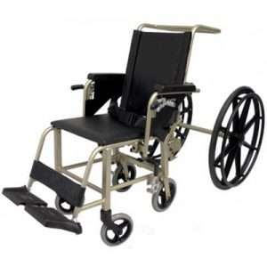 Karman KM-AA20 Aisle Wheelchair / Transport Chair