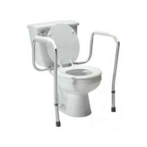 Versaframe Toilet Safety Rail