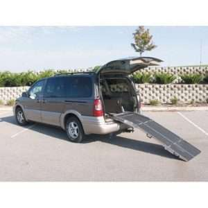 PVI Rear Door Van Ramp