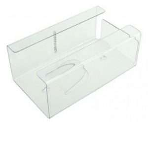 Acrylic Glove Box Dispenser