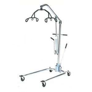 Hoyer 6 Point Hydraulic Lifter with Floor Pick-Up