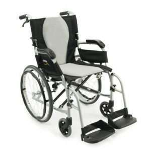 Ergo Flight Transport Manual Wheelchair