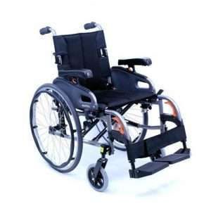 Karman Flexx Ultra Lightweight Fully Adjustable Manual Wheelchair