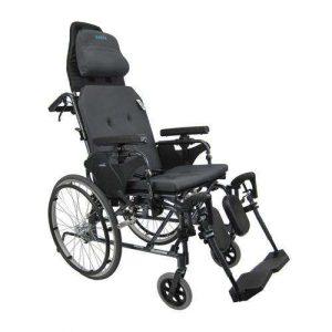 Karman MVP-502 Self Propel Ergonomic MVP Reclining Wheelchair
