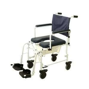 Mariner Rehab Shower Chair – 5″ Casters