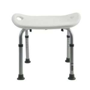 Shower Chair with Non Slip Legs