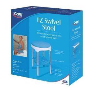 Carex EZ Swivel Stool