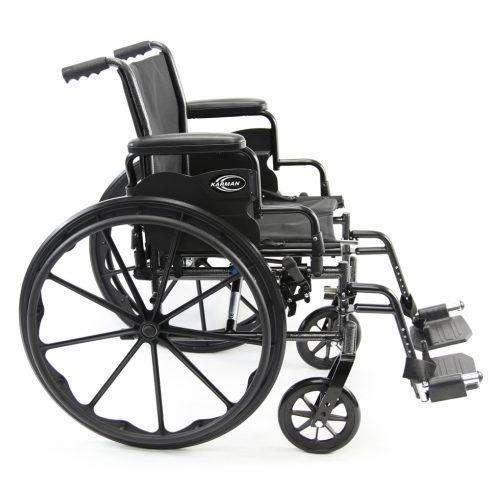 LT-800T Lightweight Deluxe Manual Wheelchair
