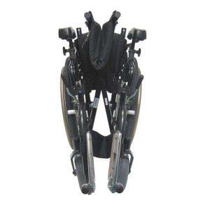 Karman KM-8520 Extra Wide Lightweight Heavy Duty Wheelchair