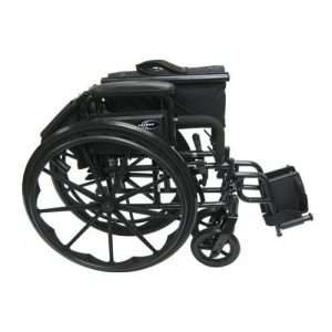 802-DY Ultra-Lightweight Foldable Manual Wheelchair