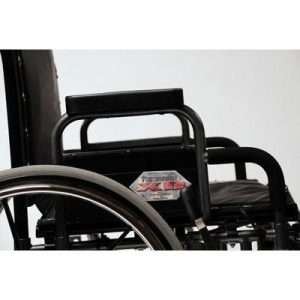 XO-101 Power Assisted Stand-Up Manual Wheelchair