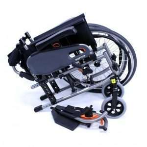 Flexx Ultra Lightweight Fully Adjustable Manual Wheelchair
