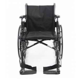 Karman LT-700T Lightweight Steel Manual Wheelchair