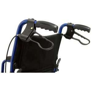 Karman LT-1000 Transport Manual Wheelchair