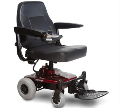 Types of Power Wheelchairs